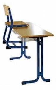 Krzesło uczniowskie AS R (regulowane) Zakład Produkcji